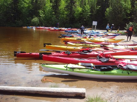 Rossport Kayak Symposium