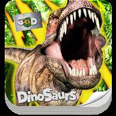 3D DinoCards