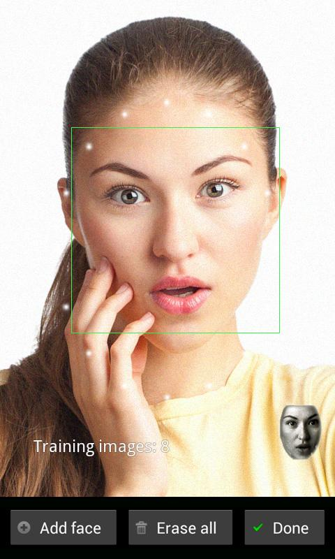 FaceLock Pro - screenshot