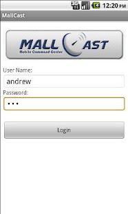 MallCast- screenshot thumbnail
