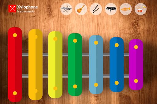 Xylophone Instruments