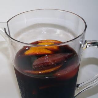 Mexican Fruit Sangria.