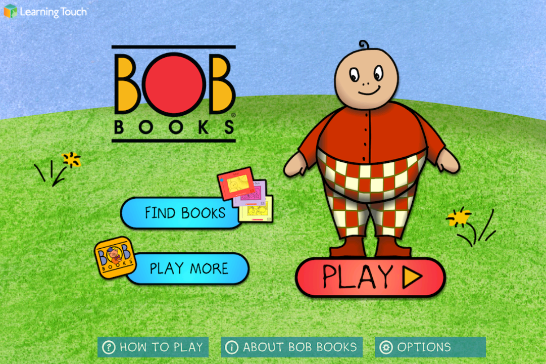 Bob Books Reading Magic Lite- screenshot