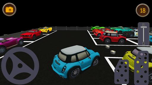 Toy Car Parking 3D