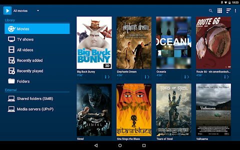 Archos Video Player Free v8.1.10