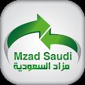 مزاد السعودية Mzad Saudi icon