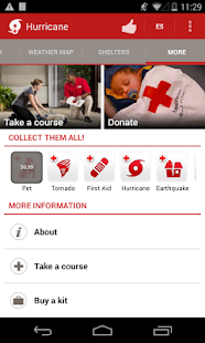 Hurricane - American Red Cross - screenshot thumbnail