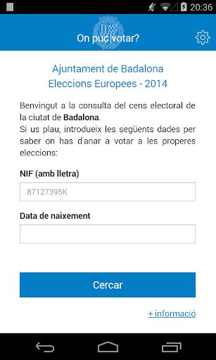 Badalona - On puc votar