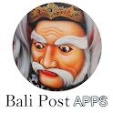 Bali Post on Gadget icon
