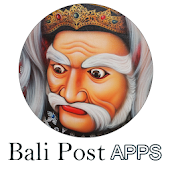 Bali Post on Gadget