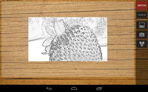 Pencil Sketch Photo Effect- screenshot thumbnail