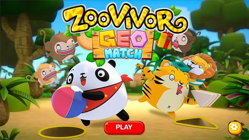 ZooVivor GEO-Match