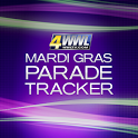 WWL Mardi Gras Parade Tracker icon