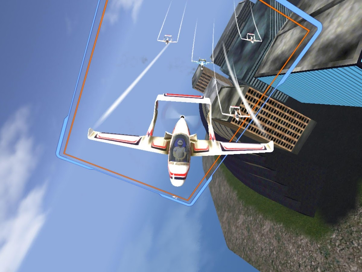 Red Wing Air Racing- screenshot