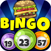 Bingo Burger - Fun Free Game