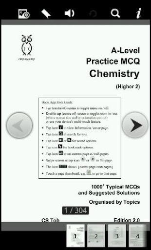 A-Level MCQ Chemistry H2