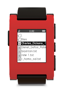 Pebble Reader