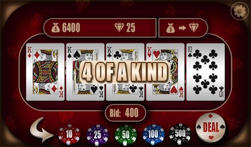 Qubic Poker