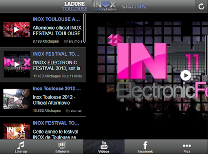 Inox Festival Toulouse 2014 - screenshot thumbnail