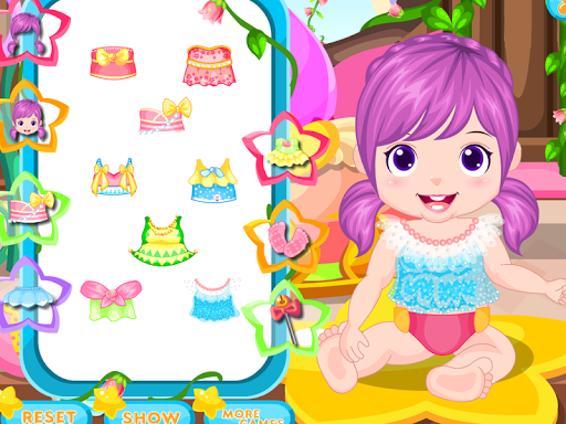 【免費街機App】Baby Fairy Spa Salon Games-APP點子