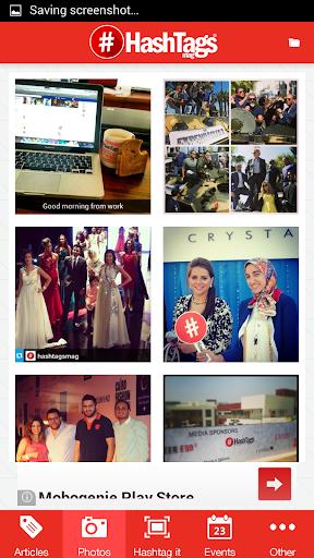 【免費新聞App】Hashtags Magazine-APP點子