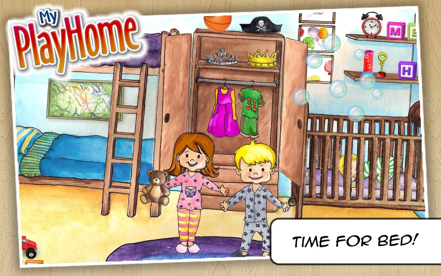 My Play Home - screenshot