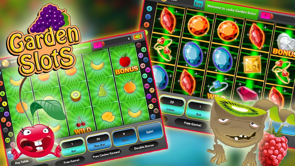 slots online free play games garden spiele