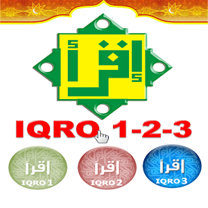 IQRO 1 2 3 for PC and MAC