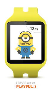 Despicable Watch Face- screenshot thumbnail