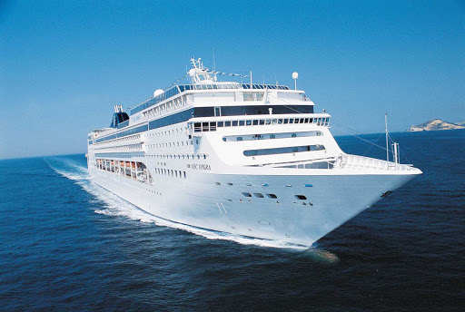 MSC-Opera-at-sea - Travel on the luxury liner MSC Opera for a truly authentic Italian experience.