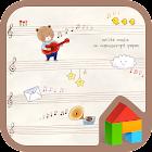 Sing Sing manuscript paper icon