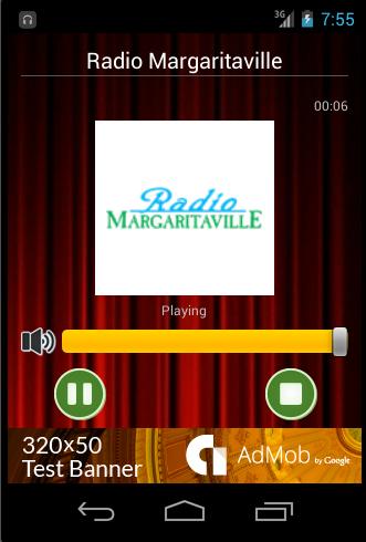 玩娛樂App|Radio Margaritaville免費|APP試玩