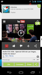 Likeview Plus- screenshot thumbnail