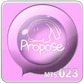 Propose Go Launcher EX theme