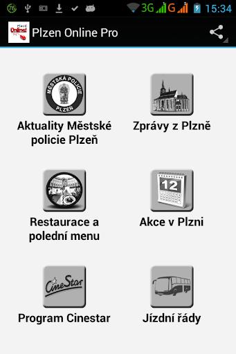【免費旅遊App】Plzeň Online Pro-APP點子