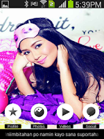 Screenshot of iWant Stars for Kathryn