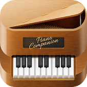Piano Companion: chords,scales