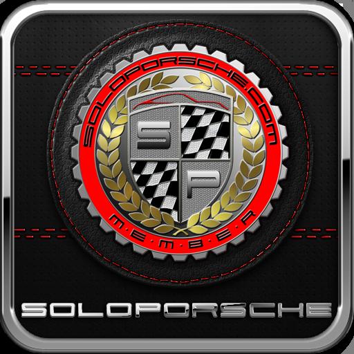 Soloporsche Launcher Theme LOGO-APP點子