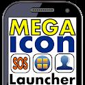 Mega Icon Launcher (easy mode)
