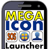 Mega Icon Launcher (easy mode)