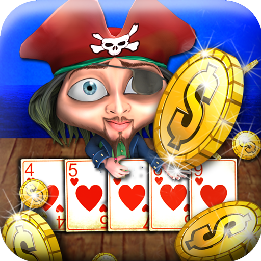Video Poker with Pirates LOGO-APP點子