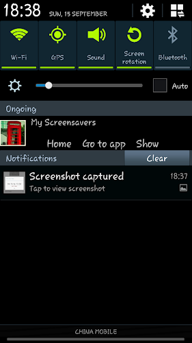My Screensavers