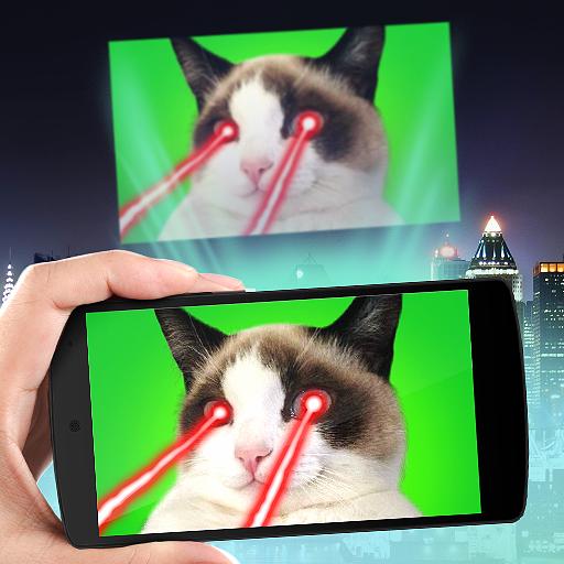 视频投影机模拟器 模擬 App LOGO-APP試玩