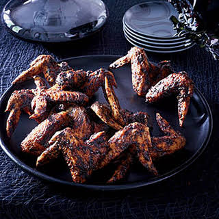 Fried Chicken Wings with Black Bean Sauce.