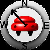 Brújula Pro Car