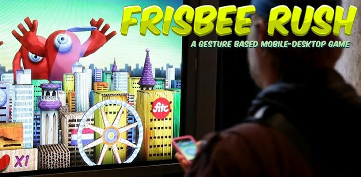 Frisbee Rush 1.0.1