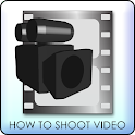 How To Shoot Video icon