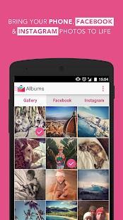 Polagram - Print your photos - screenshot thumbnail