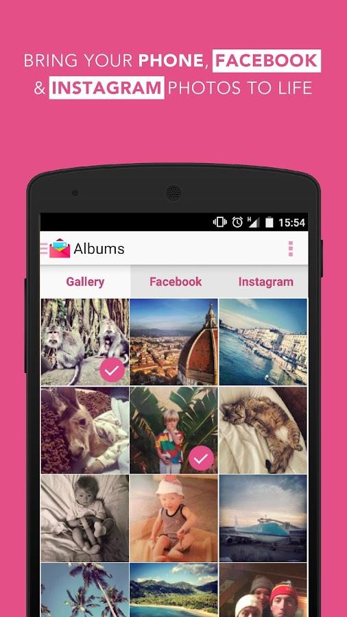 Polagram - Print your photos - screenshot