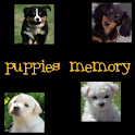 Puppies Memory Game logo